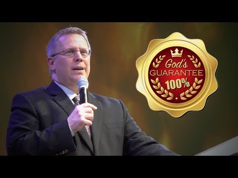 God's Guarantee – Pastor Raymond Woodward