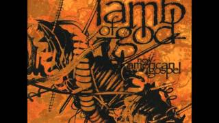 Lamb of God - Black Label (HQ)