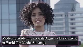 Modeling Akademija in modna revija v Planetu Tuš Celje Video