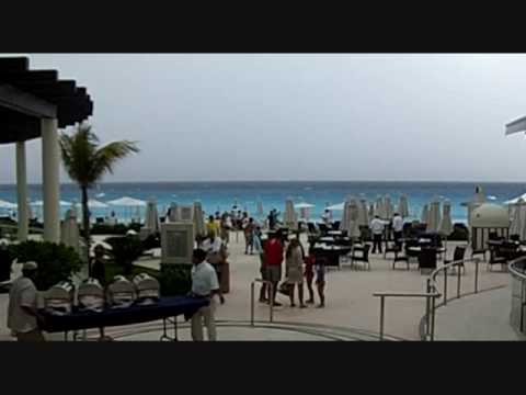 The Storm In Cancun