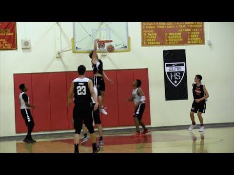 First Day Highlights From Fairfax Basketball Tournament