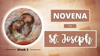 NOVENA TO ST JOSEPH | Week 3: Husband of Mary