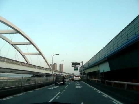 TRAVELING BY CAR IN OSAKA