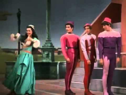 Tom Dick Or Harry - Kiss Me Kate - Ann Miller (1953)