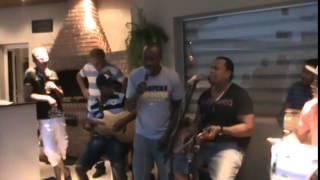 Pagode Thiaguinho e grupo Nosso Esquema - Bauru Sp