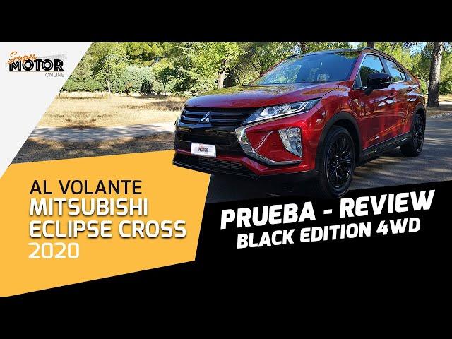 Al volante del Mitsubishi Eclipse Cross Black Edition 2020 / SuperMotor.Online / T5 - E30