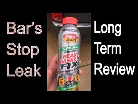 BARS STOP LEAK Head Gasket Fix Review