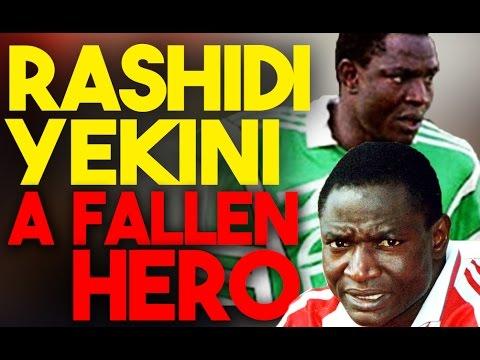"Download RASHIDI YEKINI ""A FALLEN HERO"""