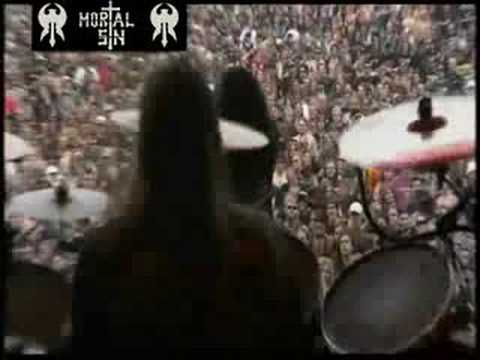 Mortal Sin - Deadman Walking (Wacken 2008)
