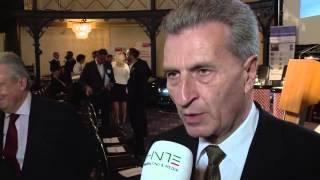 Statement von EU-Kommissar Guenther H. Oettinger zum Thema Digitalisierung und Mittelstand