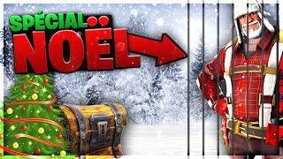 SAUVER THE NOEL ON FORTNITE!! (SPECIAL NOEL)