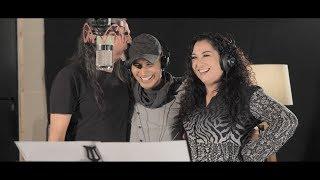 Camela - Por siempre tu y yo ft. Pitingo (Lyric Video)
