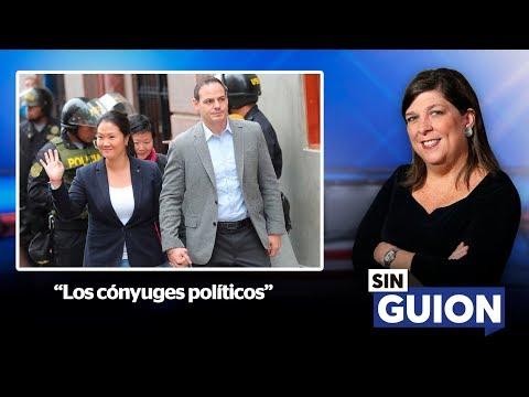 Los cónyuges políticos - SIN GUION con Rosa María Palacios