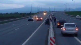 BMW M5 E39 VS MB CLS AMG 55(Внимание! Видео может содержать ненормативную лексику!, 2016-01-31T12:22:42.000Z)
