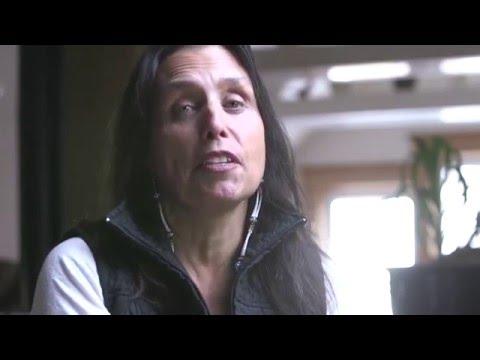 Winona LaDuke Supports Bernie Sanders for President