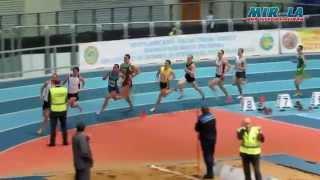 Чемпионнат  Республики Белорусь  1500м. мужчины  mir-la.com