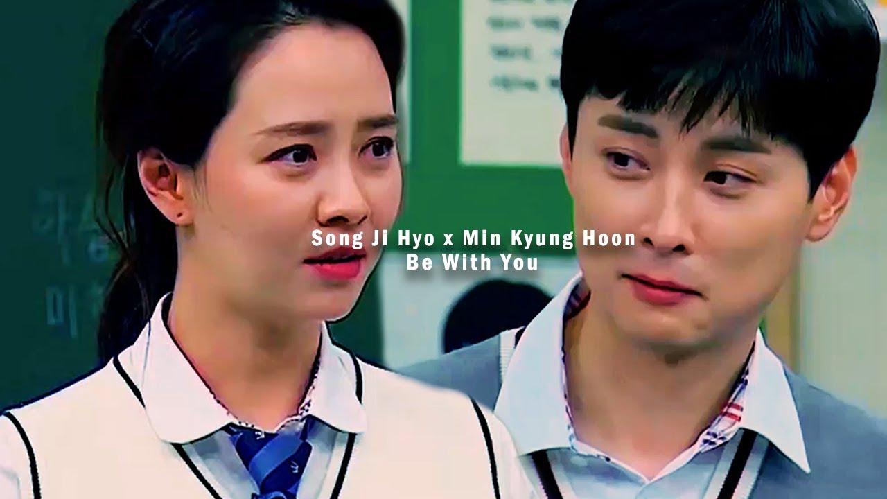 Song Ji Hyo Min Kyung Hoon Ll Be With You Youtube