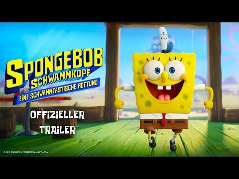 SPONGEBOB SCHWAMMKOPF   OFFIZIELLER TRAILER   Paramount Pictures Germany