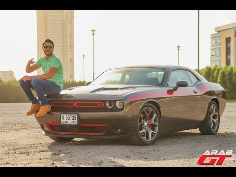 Dodge Challenger RT 2016 دودج تشالنجر
