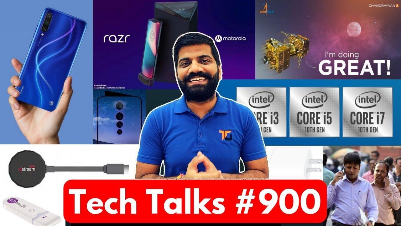 Tech Talks #900 - Redmi Note 8 G90 Confirmed, Reno 2 Details, Mi A3 Launch, iPhone 11 USB C