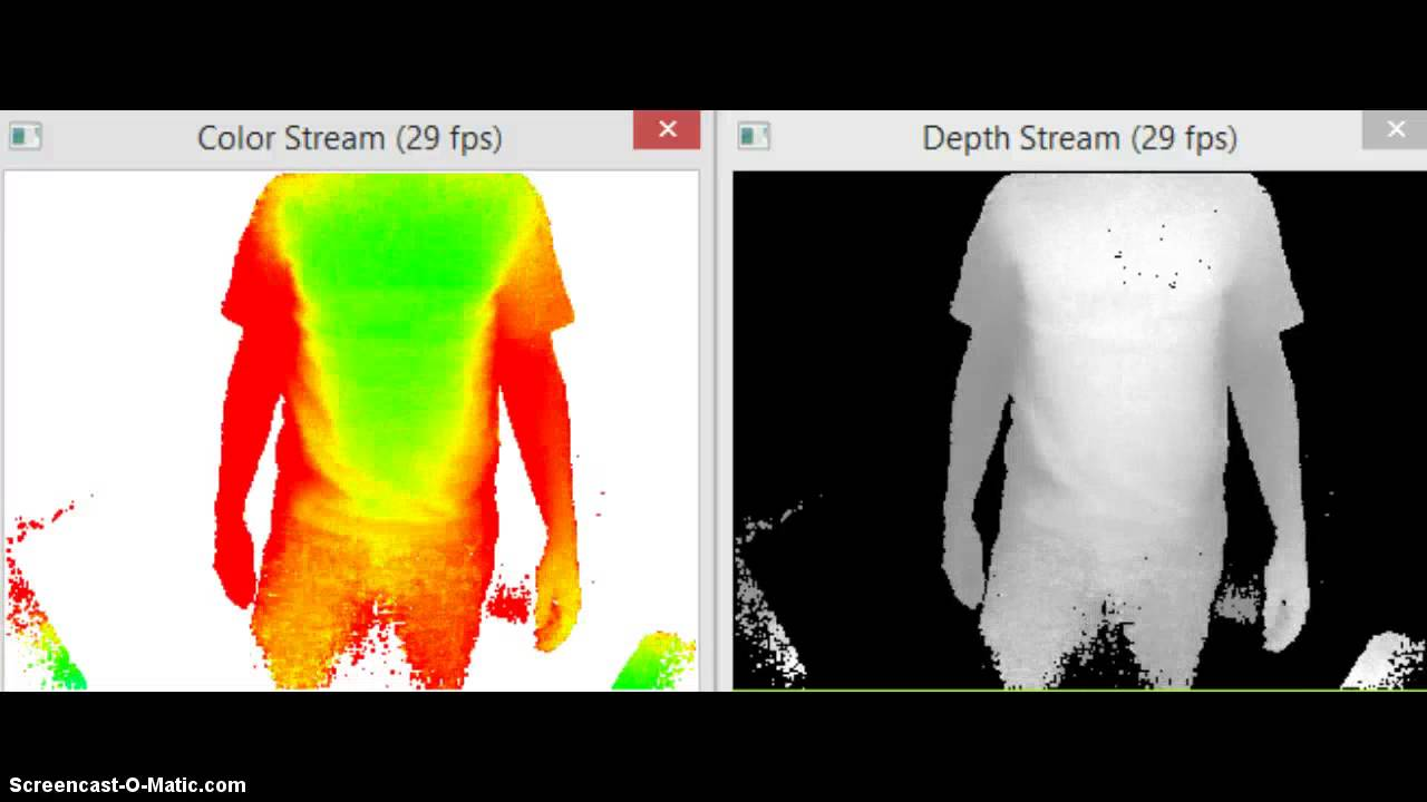 how to use 3d depth camera