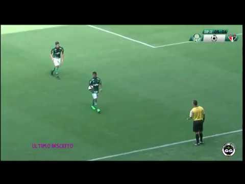 Palmeiras x São paulo FINAL CAMPEONATO PAULISTA SUB-15         25/11/2017
