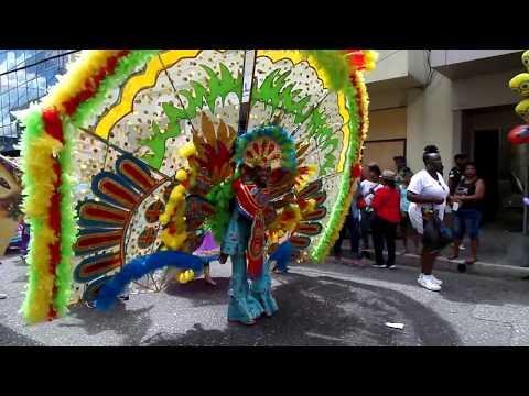 Trinidad and Tobago Carnival 2018 Kiddies 2