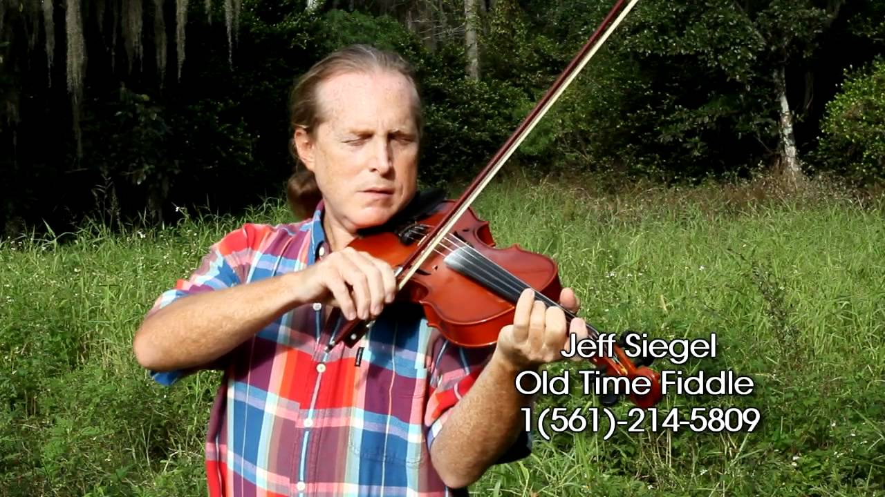 Jeff Siegel - Appalachian Mountain Folk Music (Long Version)