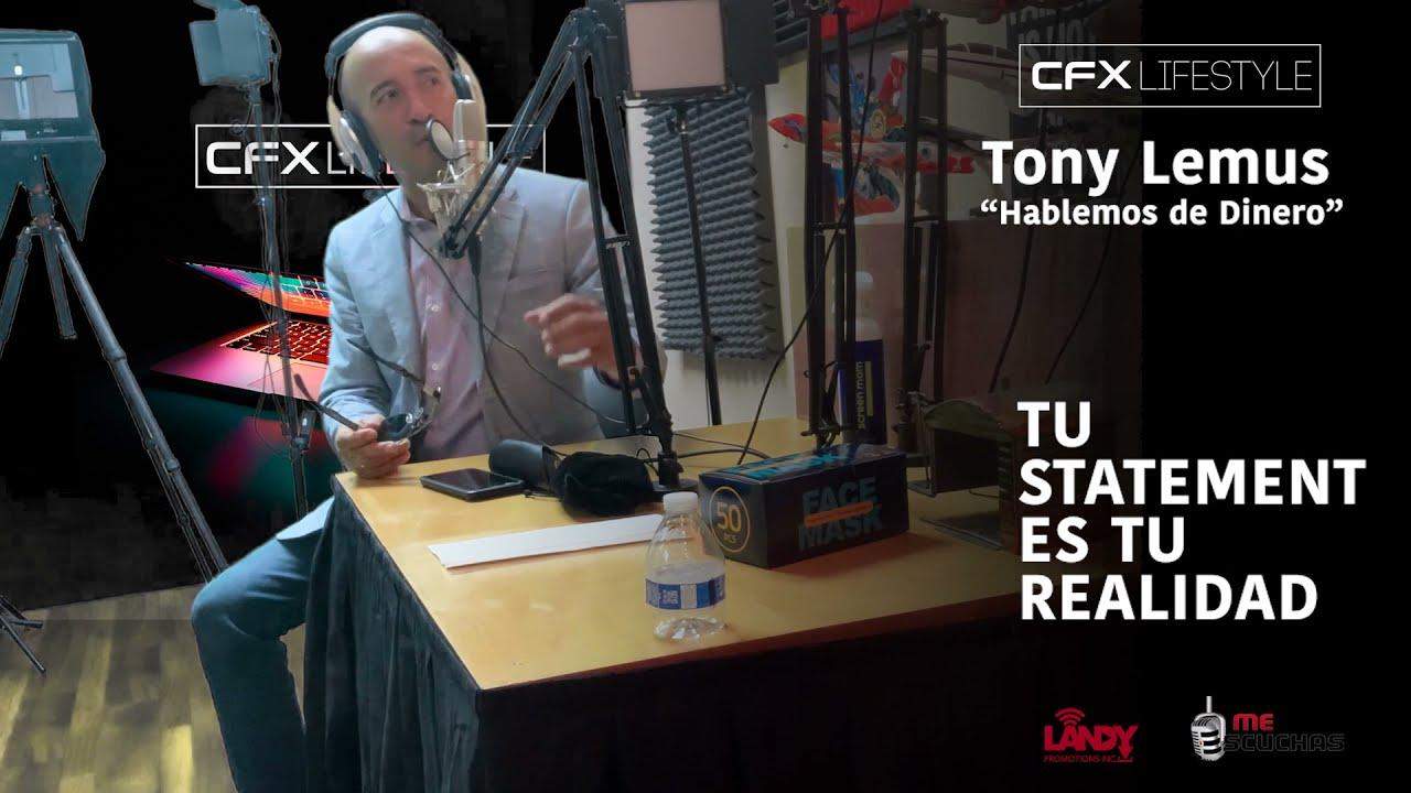 Tony Lemus nos acompaña en la cabina de meescuchas.com