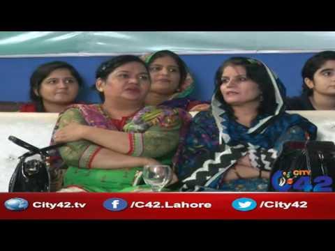 42 Report:  Badminton tournament organized in Lahore