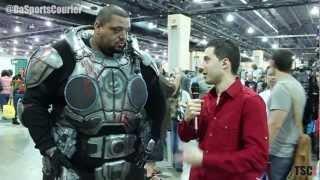 Gears of War invades Comic Con