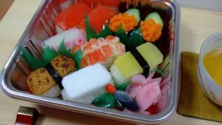 野菜やチーズで作ったなんちゃって寿司のクオリティがすごい
