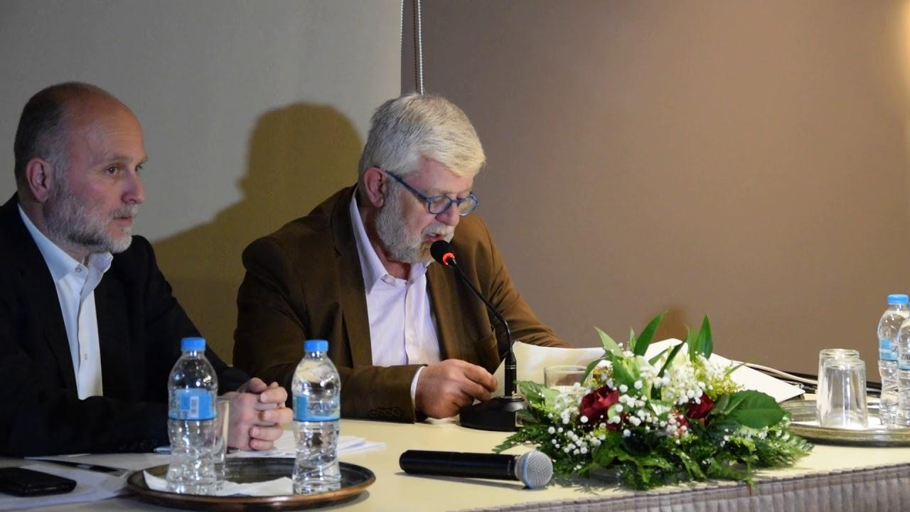 Ο Δήμαρχος Τρίπολης στην ημερίδα με θέμα «Η Ελλάδα κατά του Καρκίνου»