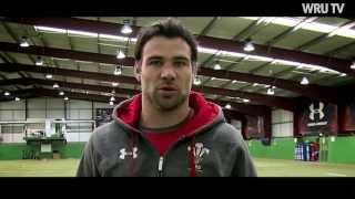 What it feels like to play at the Millennium Stadium | WRU TV