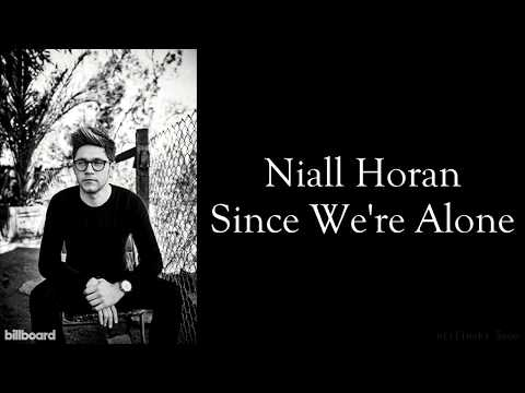 Niall Horan - Since We're Alone (Lyrics) (Studio Version)