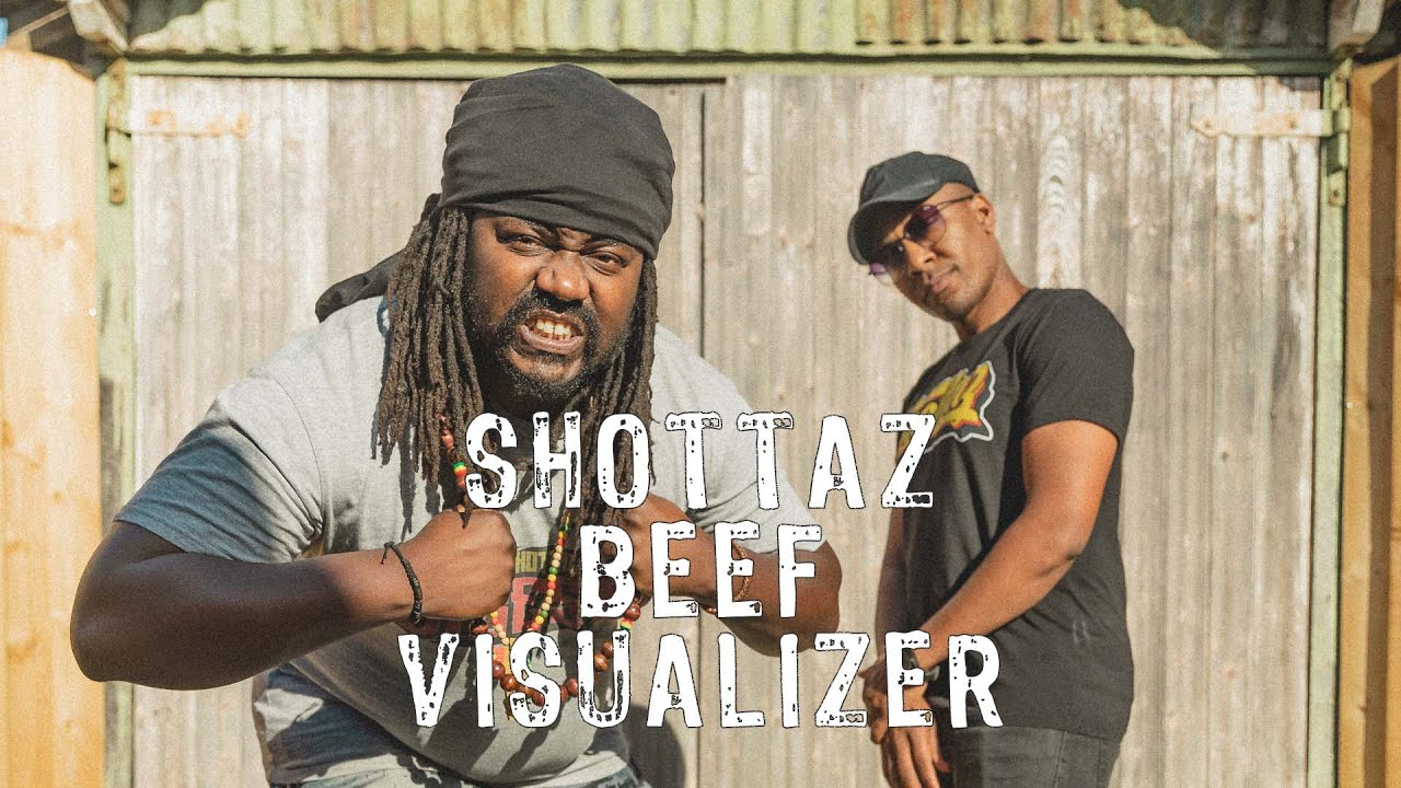 Shottaz - Beef (Visualizer)