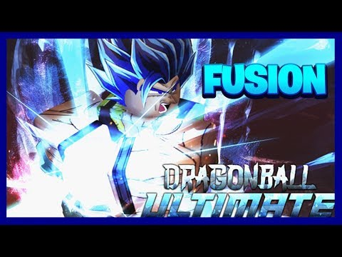 Roblox Dragon Ball Ultimate Fusion How To Fuse Youtube