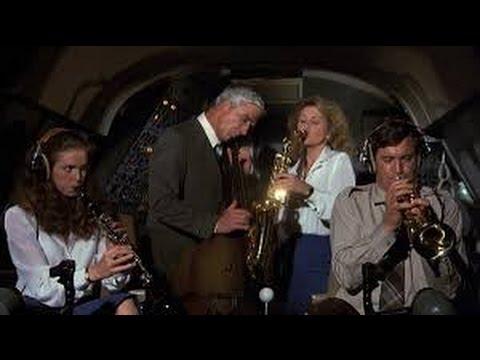 Airplane! (1980) Robert Hays, Julie Hagerty, Leslie Nielsen  movies