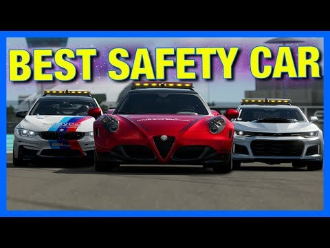 Forza Motorsport 7 Online : BEST SAFETY CAR!!