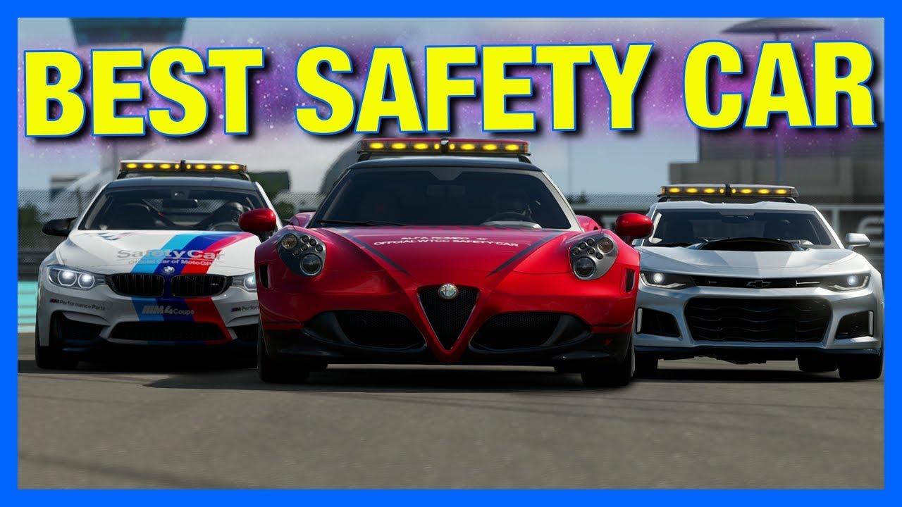 Forza Motorsport 7 Online : BEST SAFETY CAR!!