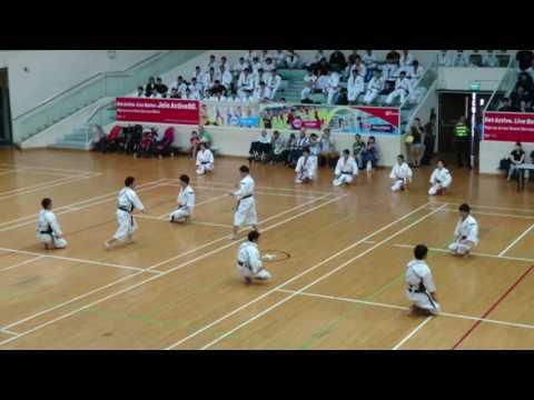Shorinji-Kempo by Nippon Sports Science University 13022017