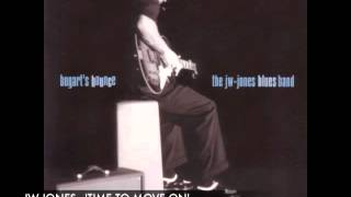 "JW-Jones w/Kim Wilson - ""Time To Move On"""