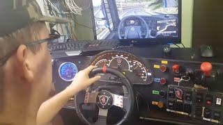 Painel Euro Truck Simulator 2