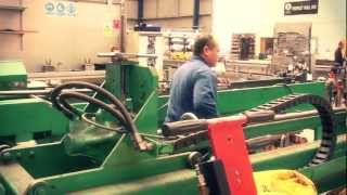 Jonel Hydraulic Cylinder Manufacture & RAM Repair Service