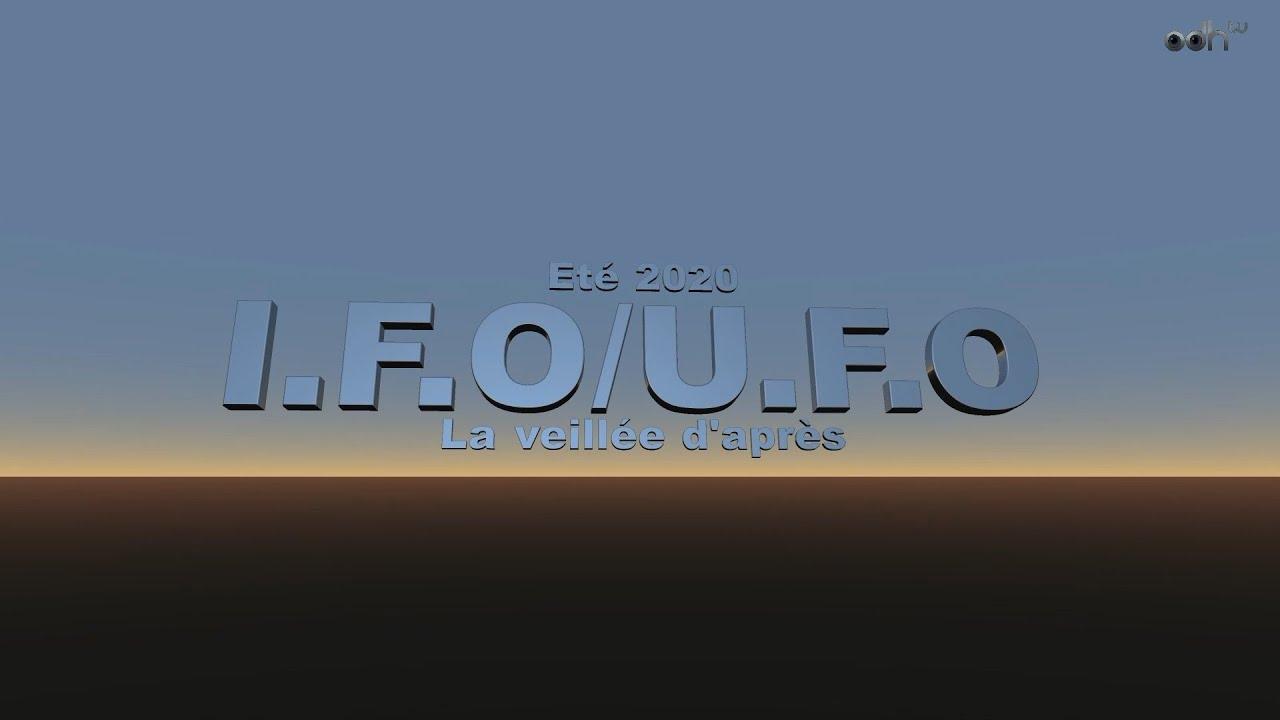 I.F.O/U.F.O Hors-série - été 2020