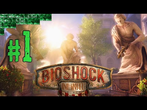 Bioshock Infinite | Lighthouse to HEAVEN [CobGames] #1