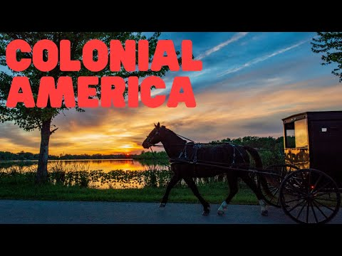 Colonial America   Learn about the colonial times   Living conditions, jobs, religion and more!