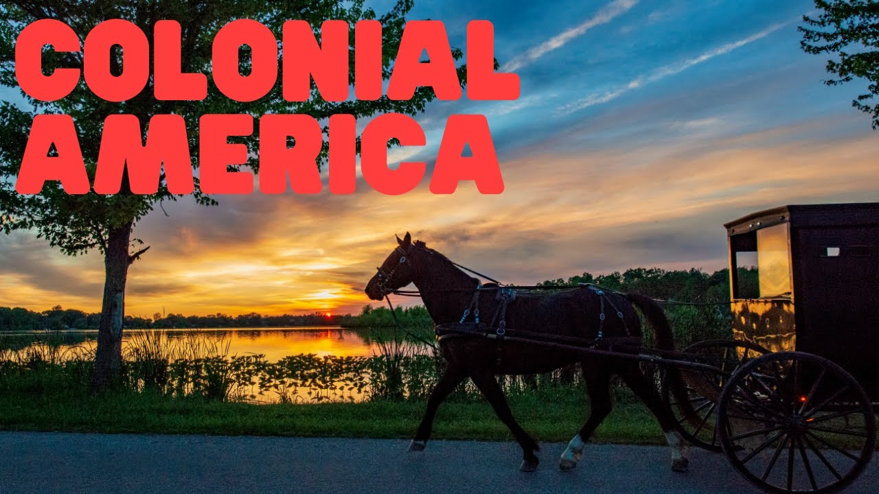 Download Colonial America | Learn about the colonial times | Living conditions, jobs, religion and more!