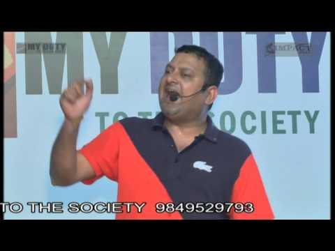 Thy Yourself by Sri JVC Sreeram at Khammam IMPACT 2014