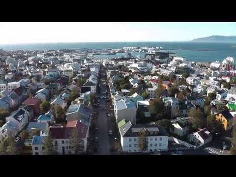 Iceland: Reykjavik - Views of the City